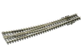 SLE386 Electrofrog Curved double radius R/H