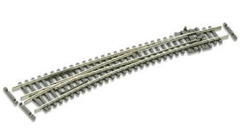 SLE387F Electrofrog Curved double radius L/H