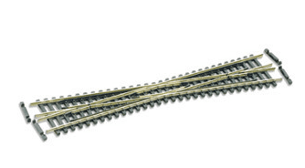 SLE394F Electrofrog Long Crossing (10 angle)