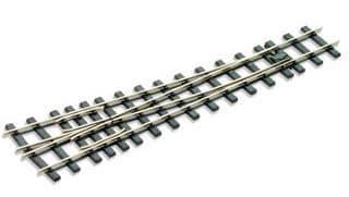 SLE695 Medium Radius R/H Turnout Electrofrog