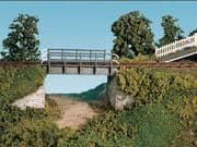 SS32 Occupational Bridge & Stone Abutments, Double Track
