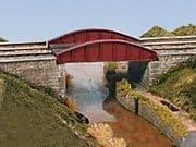 SS47 Bow Plate Girder Bridge