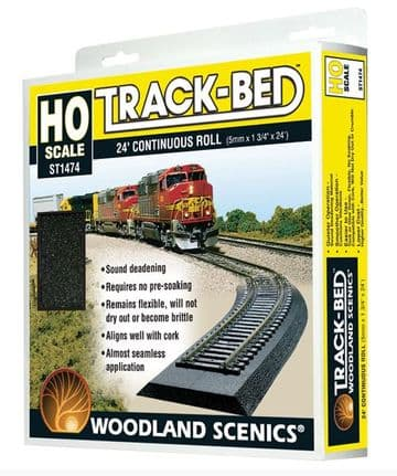 ST1474 HO Track Bed Roll ##Out of stock##