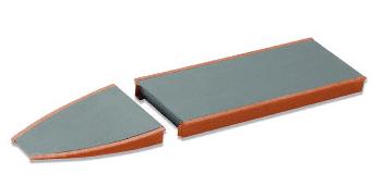 ST93 Straight Platform Unit, brick type