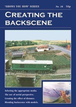 SYH16 Creating the Backscene