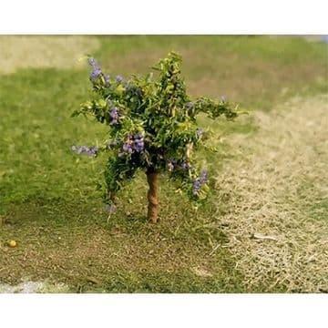 TS00697 N Gauge Plum Trees (4)