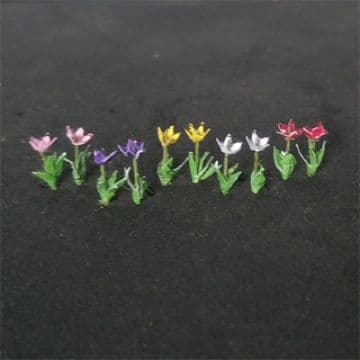 TS00924 N Gauge Tulips (15)