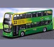 UK6521 ADL Enviro 400 Xplore Dundee (6695 - SK68 MBO)