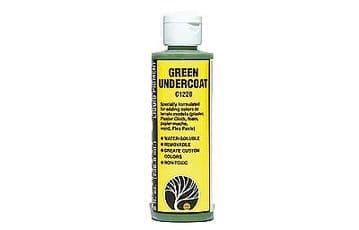 WC1228 Green Undercoat Ter Paint 8 Oz