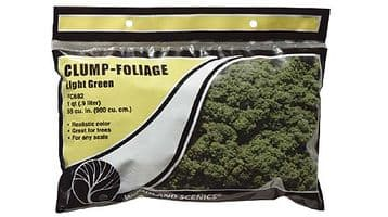 WFC682 Light Green Clump Foliage  ##Out Of Stock##