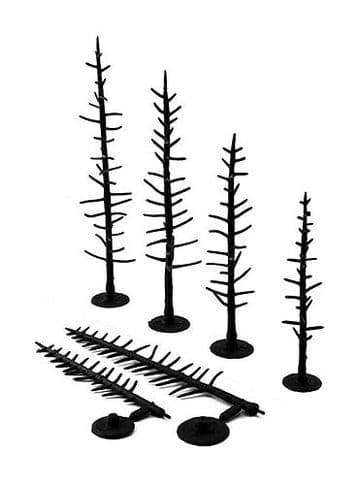WTR1124 2 .5-4in. Tree Armatures