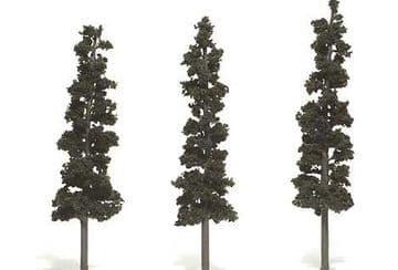 WTR1563 7-8in Conifer Trees (3)