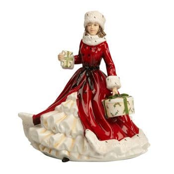 English Ladies Co - All Wrapped Up - Red