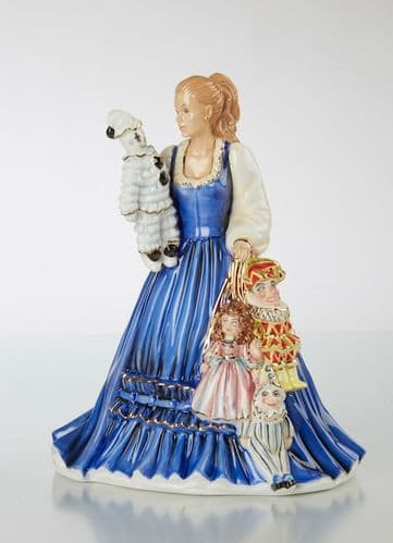 English Ladies Co - The Puppeteer
