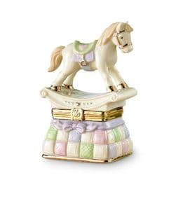 Lenox Disney Rocking Horse Treasure Box 6120372