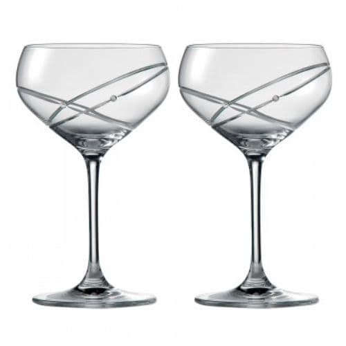 Promises With This Ring Cocktail Glass (Set of 2)