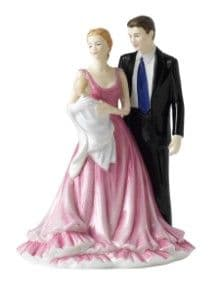 Royal Doulton Occasions - Christening Time HN5162