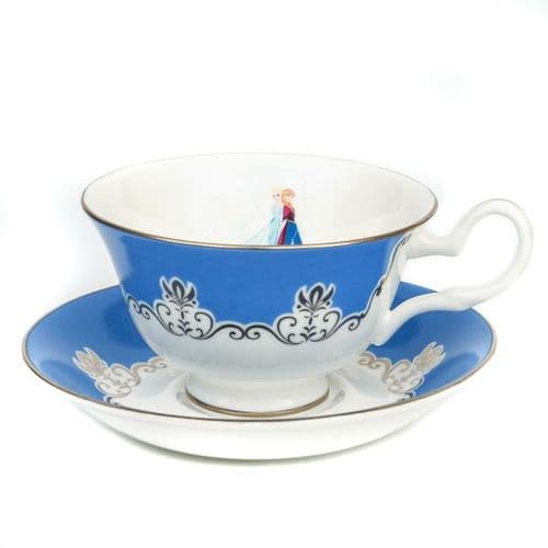 Sisters Forever Teacup & Saucer from Disney's Frozen