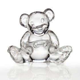 Waterford Crystal Occasions Giftware- Baby Bear