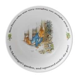 Wedgwood Peter Rabbit  - Cereal/Oatmeal