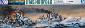 AO-56691 1/700 HMS Norfolk 'North Cape'