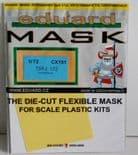 EDCX151 1/72 BAC TSR-2 mask (Airfix)