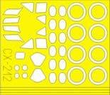 EDCX212 1/72 BAe Nimrod mask (Airfix)