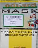 EDCX529 1/72 Handley-Page Victor K.2 mask (Airfix)