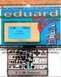 EDFE221 1/48 Grumman F-14D Super Tomcat zoom etch (Hasegawa)