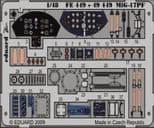 EDFE449 1/48 Mikoyan  MiG-17PF zoom etch (Hobbyboss)