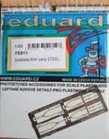 EDFE811 1/48 Seatbelts RAF Early Steel