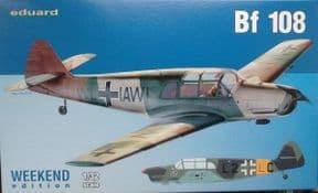 EDK3404 1/32 Messerschmitt Bf-108 Weekend