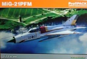 EDK70144 1/72 Mikoyan MiG-21PFM ProfiPACK
