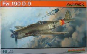 EDK8184 1/48 Focke Wulf FW190D-9 Profipack