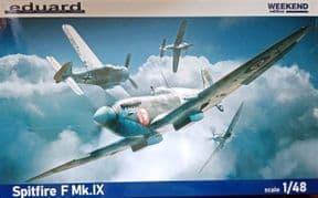 EDK84175 1/48 Supermarine Spitfire F Mk.IX Weekend