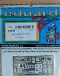 EDSS694 1/72 Blackburn Buccaneer S.2C zoom etch (Airfix)