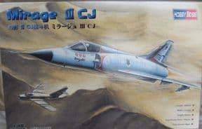 HBB80316 1/48 Dassault Mirage IIICJ