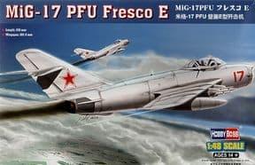 HBB80337 1/48 Mikoyan MiG-17PFU Fresco E