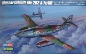 HBB80373 1/48 Messerschmitt Me262 A-1a/U5