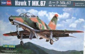 HBB81734 1/48 BAe Hawk T Mk.67