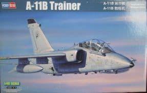 HBB81743 1/48 AMX-T A-11B Trainer Aircraft