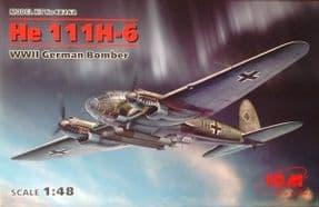 ICM48262 1/48 Heinkel He111H-6