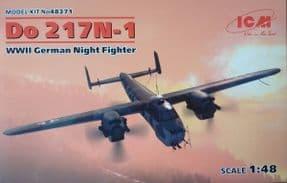 ICM48271 1/48 Dornier Do217N-1 Night Fighter