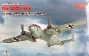 ICM48272 1/48 Dornier Do217J-1/2 Night Fighter