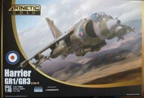 K48060 1/48 BAe Harrier GR.1/3