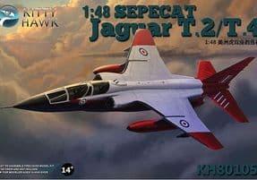 KH80105 1/48 Sepecat Jaguar T.2/T.4
