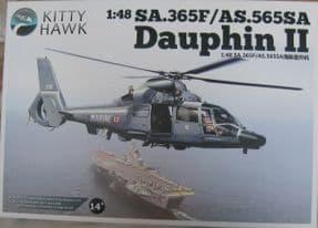 KH80108 1/48 SA.365F/AS.565SA Dauphin II