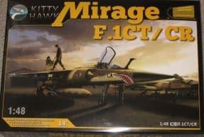 KH80111 1/48 Dassault Mirage F.1CT/CR