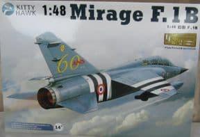 KH80112 1/48 Dassault Mirage F.1B