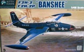 KH80131  1/48 McDonnell F2H-2 Banshee